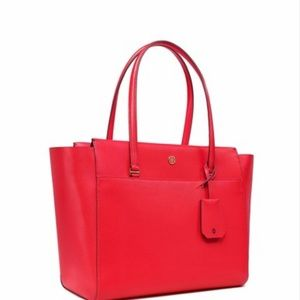 Tory Burch Parker Large Zip Tote